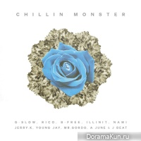 Chillin Monster – Flower