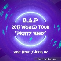 B.A.P – DAE HYUN X JONG UP PROJECT ALBUM PARTY BABY