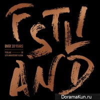 FTISLAND – OVER 10 YEARS