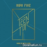 TEEN TOP – HIGH FIVE