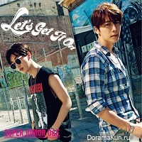 SUPER JUNIOR-D&E – Let's Get It On