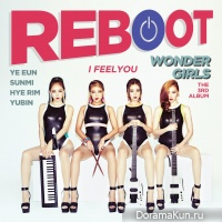 Wonder Girls – REBOOT