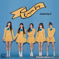 Crayon Pop - Evolution Pop
