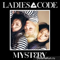 LADIES' CODE – MYST3RY