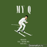 MY-Q – MY Q FALL / WINTER 2015 Issue No.2