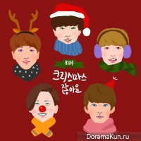 B1A4 – It's Christmas Time