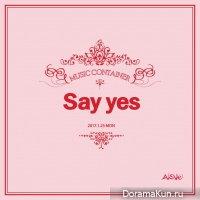 Aisle - Say Yes