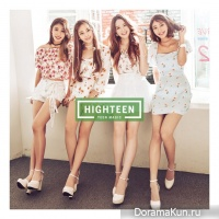 HIGHTEEN - TEEN MAGIC