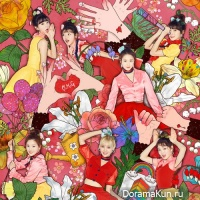 OH MY GIRL – COLORING BOOK