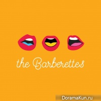 The Barberettes – THE BARBERETTES