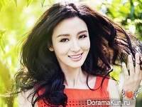 Zhang Meng для Beautiful 2012 ч.1