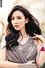 Zhang Meng для Beautiful 2012 ч.2