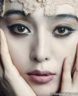 Fan Bingbing для Vogue China June 2012