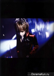 Ruki (The GazettE) для SHOXX Vol. 196 Junio 2009