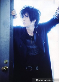 Gackt для Arena 37C Magazine part 2