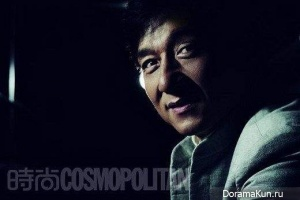 Jackie Chan and Fan Bingbing для Cosmopolitan