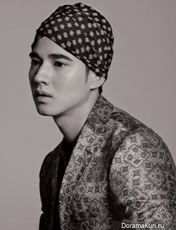Mario Maurer для Esquire Korea April 2013
