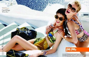 Sui He для Various Campaigns spring-summer 2013