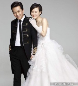 Sun Li ' Wedding Photos