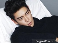 Big Bang (T.O.P) для High Cut Vol.132