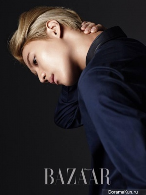 SHINee (Taemin) для Harper's Bazaar September 2014