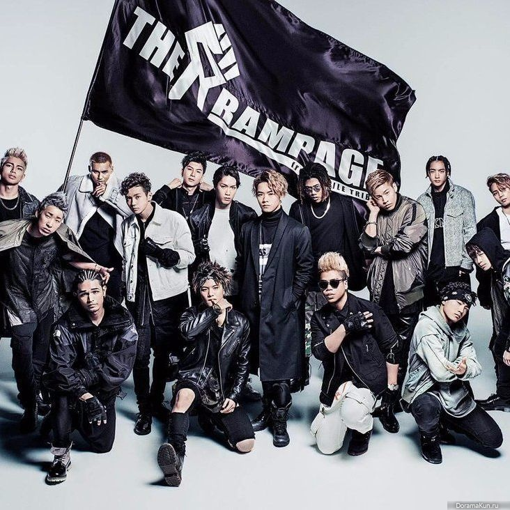 THE RAMPAGE from EXILE TRIBEの画像 p1_36