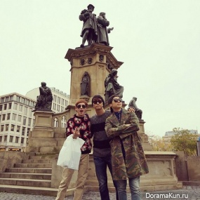 Taecyeon-Nickhun-Wooyoung-2PM
