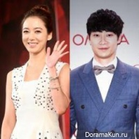 Yoon Han and Lee So Yeon