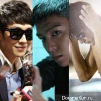 Lee Joon, TOP, Seo In Guk