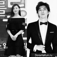 Ha Ji Won & Chen Bolin