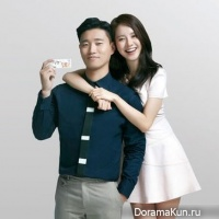 Gary and Song Ji Hyo