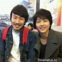Lee Kwang Soo & Song Joong Ki