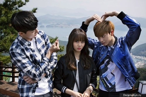 Who Are You – School 2015