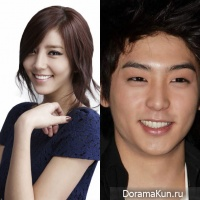 Hyun Woo and Son Dam Bi