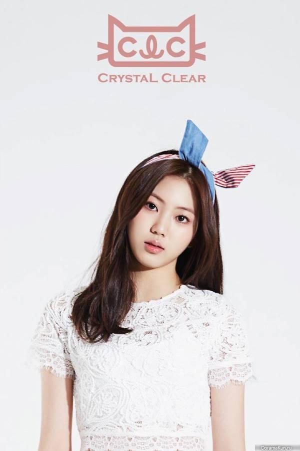 CLC / CrystaL Clear [Биография]