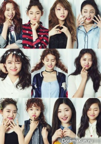 I.O.I / Ideal Of Idol
