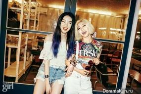Min and Irene Kim