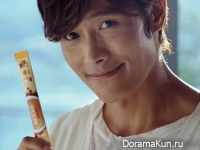 Lee Byung Hun для Nescafé