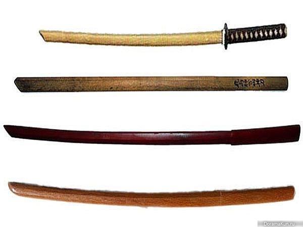 мечи фото из дерева