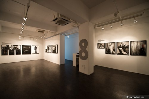 Space 8, The Exhibition