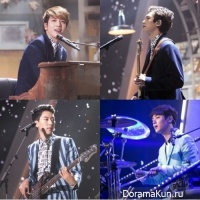CNBlue успешно провели Comeback Show Can't Stop