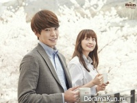 Kim Woo Bin and Lee Na Young