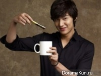 Lee Min Ho для Cantata Original Gold Mix