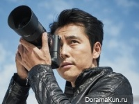 Jung Woo Sung for Sony