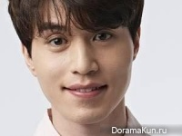 Lee Dong Wook для Alvolo Pizza