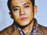 Oguri Shun для Men's Joker March 2014