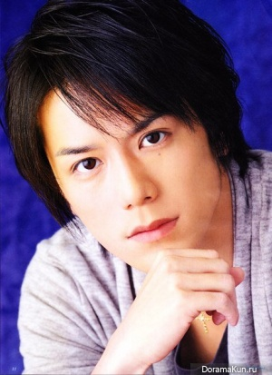Takizawa Hideaki для TV Station TVnavi Smile February 2014