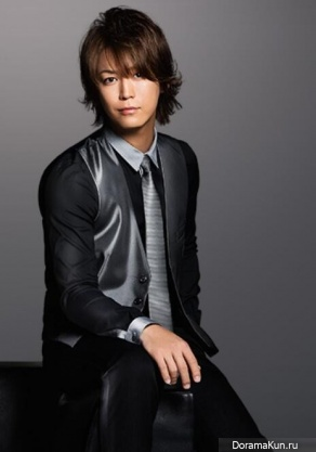 Kamenashi Kazuya для Panasonic Beauty 2014