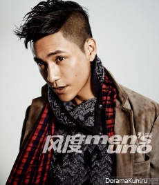 Chen Kun для MEN'S UNO September 2013