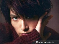 Haruma Miura для FIGARO January 2014